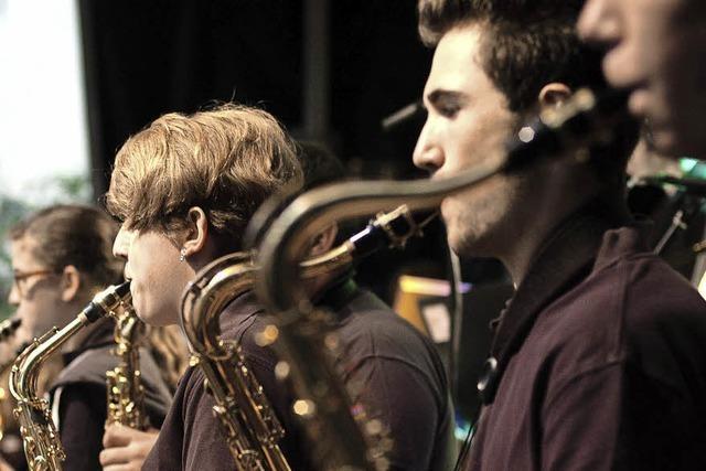 Jazz am Klettgaugymnasium in Waldshut-Tiengen