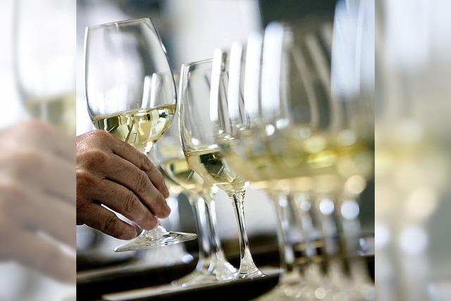Badische Weinmesse in Offenburg: Baden misst sich mit Navarra