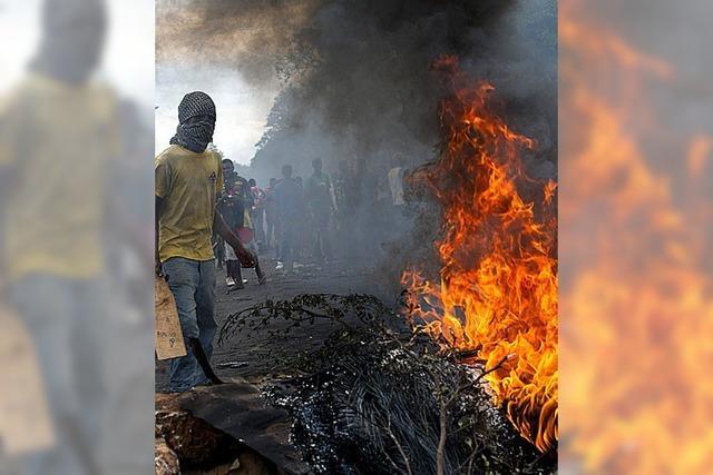 Verfassungsrichter flieht aus Burundi