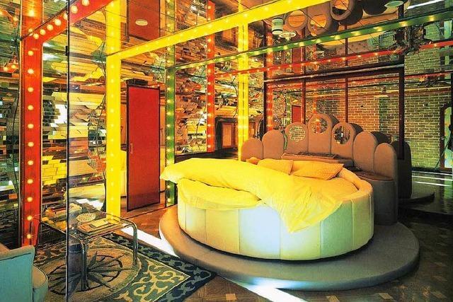 Japanische Paare lieben kitschige Love-Hotels