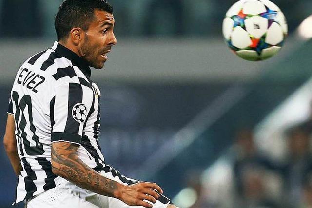Real Madrid unter Druck: 1:2-Niederlage in Turin