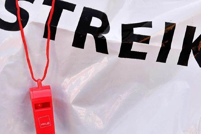 Kita-Streiks ab Freitag in ganz Baden-Württemberg