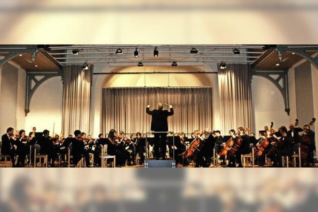 Emmendinger Sinfonieorchester in Freiburg und Emmendingen