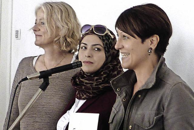 Kolpingfamilie unterstützt die Flüchtlingsarbeit