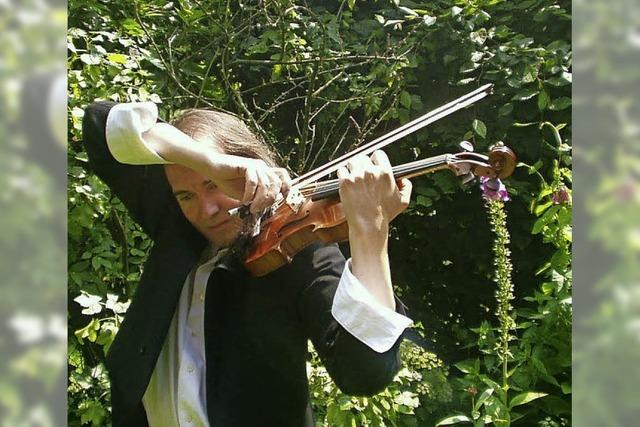 Violinen mit 432 Hertz für Benefiz