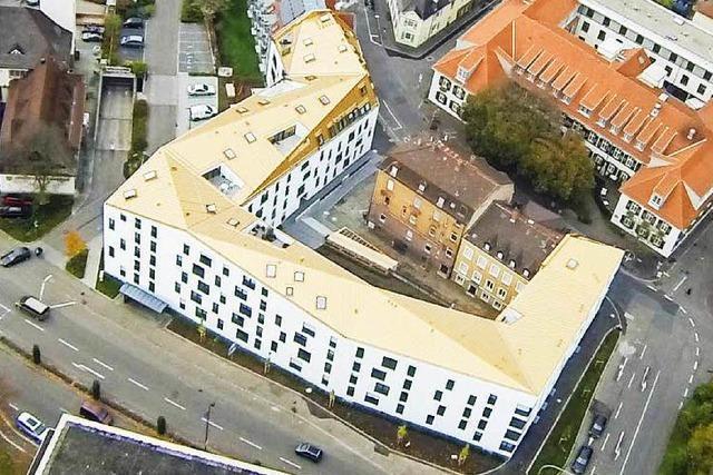 Städtische Wohnbau Lahr erzielt Rekordergebnis