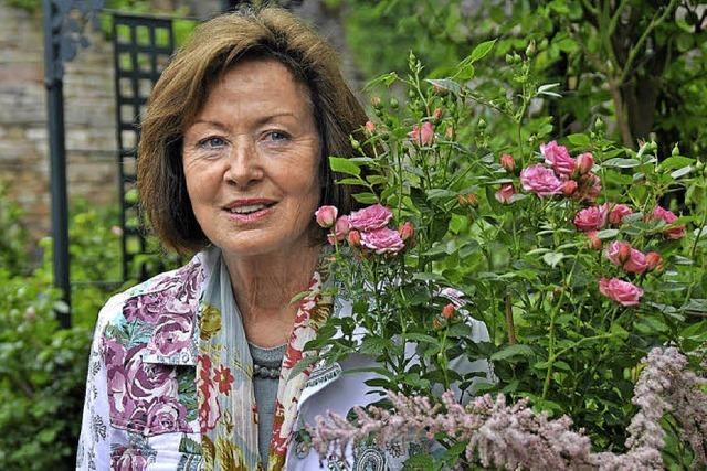 Vielfalt rund um die Königin der Blumen