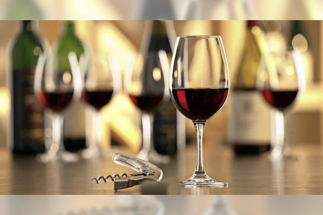 Badische Weinmesse in Offenburg