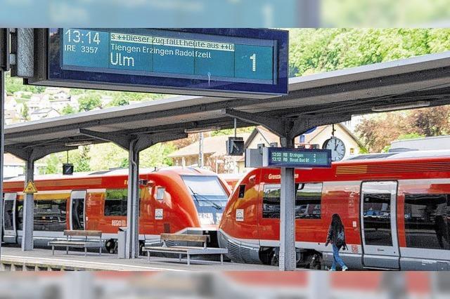 Lokführerstreik: Informationen am Bahnhof widersprüchlich - Pendler und Reisende sind verärgert