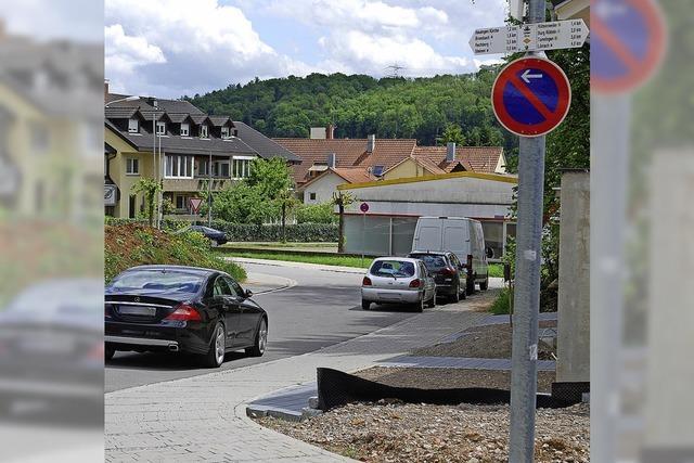 Maßnahmen gegen Falschparker