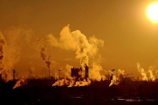 EU-Länder verständigen sich auf niedrigere Obergrenzen für den Ausstoß von Kohlendioxid