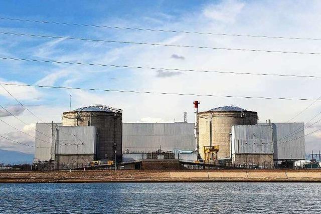 Notfallpläne für Atomunfall in Fessenheim vorgestellt