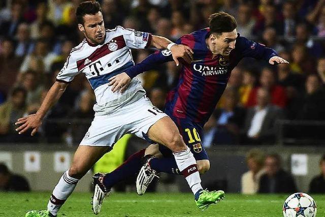 Bayern München droht das Aus in der Champions League