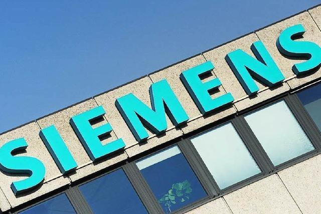 Siemens streicht 5100 Jobs in Deutschland