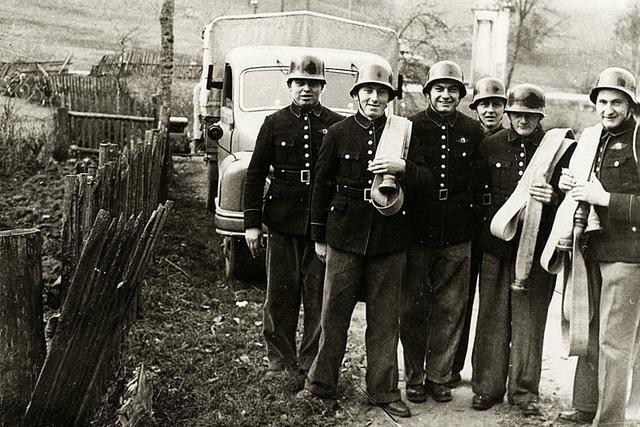 Biederbachs Feuerwehr ist 75 Jahre alt