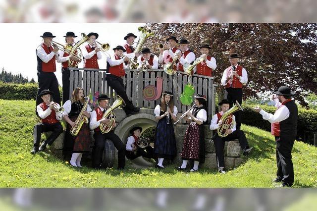 Saiger Musiker spielten im ZDF-Sonntagskonzert