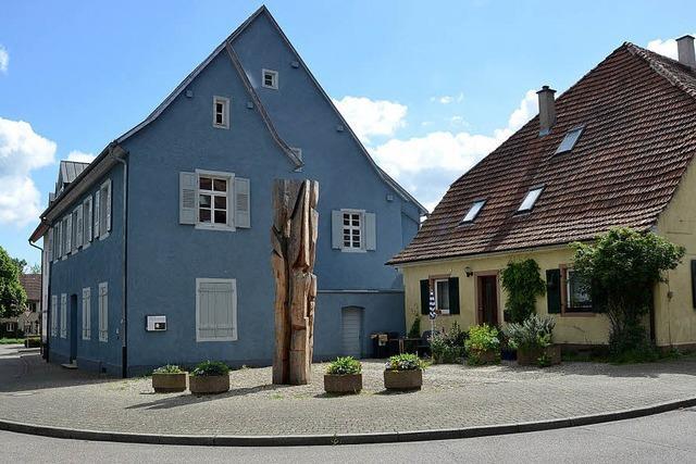Das Blaue Haus in Breisach ist bald schuldenfrei