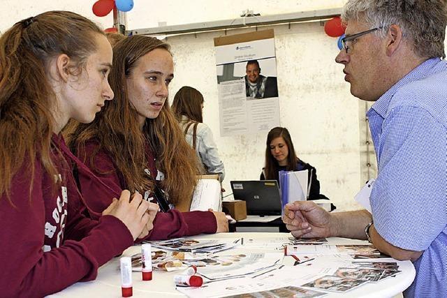 HeDu-Tage locken mehr Schüler