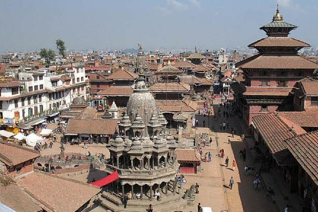 Hilfe aus Heuweiler für Nepal