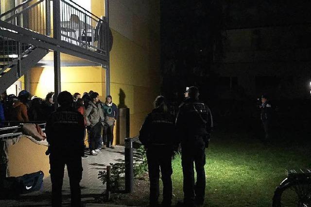 Regierungspräsidium: Roma-Familie wollte freiwillig ausreisen