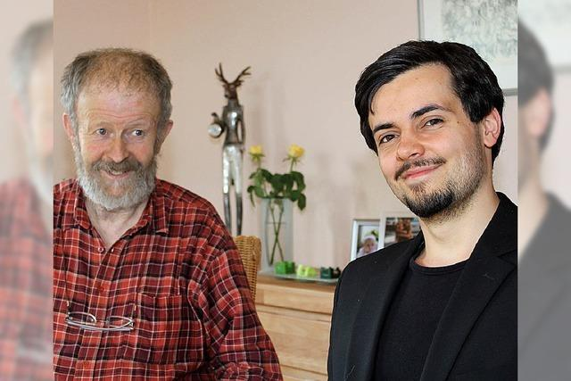 Autor Malte Güth wird neuer Dorfschreiber in Eisenbach