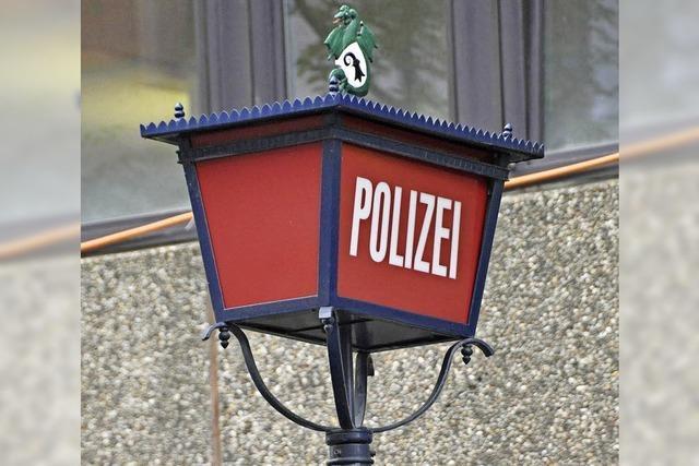 Belastung für Polizei in Städten wächst