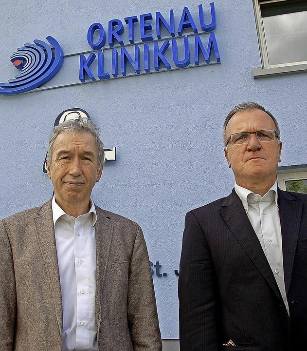 Klinikum-Geschäftsführer Manfred Lörch...erten Vorwürfe aufs Schärfste zurück.   | Foto: hrö/privat