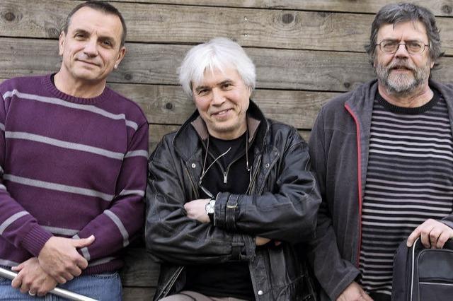 Die Folkband Rare Ould Times gastiert in St. Märgen