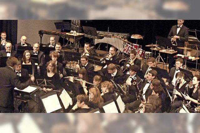 Muttertagskonzert der Stadtmusik Löffingen