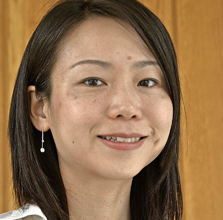 Die Organistin Aki Noda    | Foto: SENF