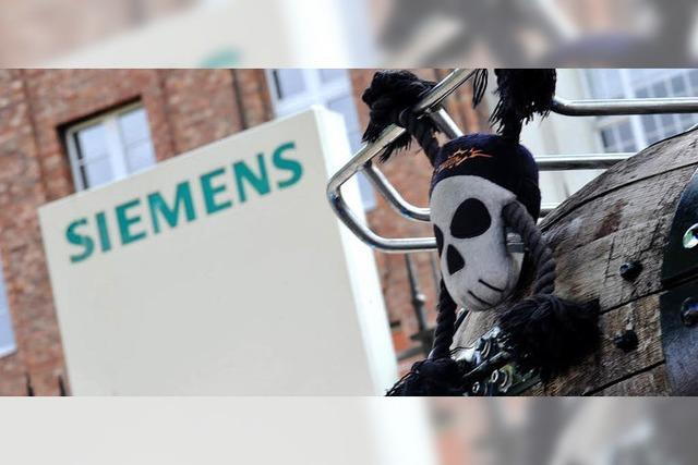 Erneut Kahlschlag bei Siemens