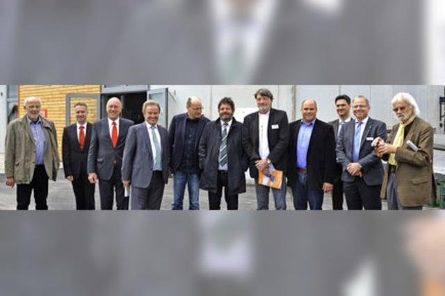 Einweihung mit Umweltminister: Bonndorf auf dem Weg zur Bioenergiestadt