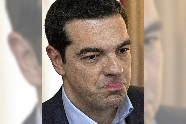 Tsipras' Spiel mit dem Feuer