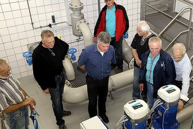 Neue Trinkwassertechnik lockt nur wenige an