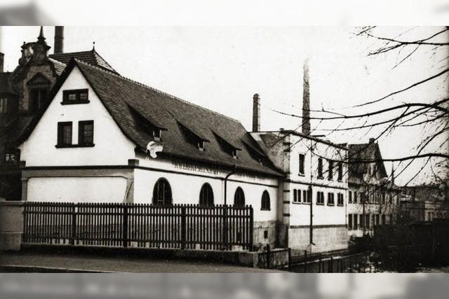 Früher Riegeler-Brauerei, heute IHK