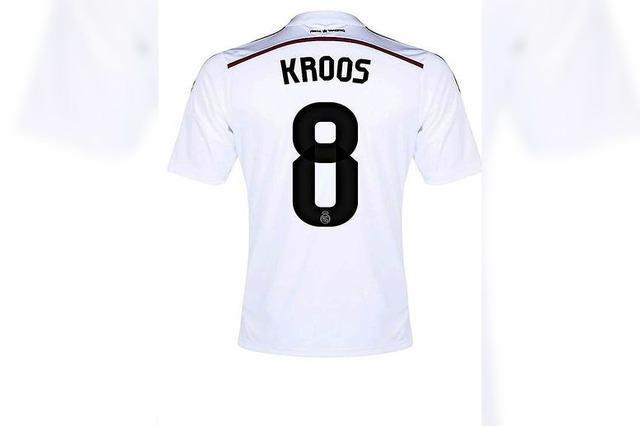 Wanderclub versteigert Real-Madrid-Trikot von Toni Kroos