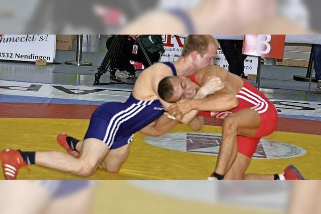 Manuel Wolfer erringt Deutsche Meisterschaft