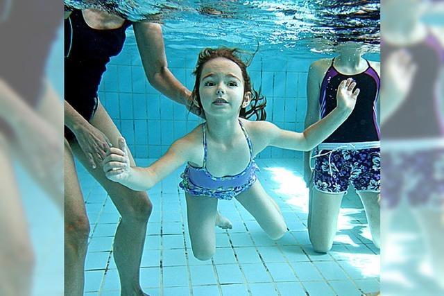 Schwimmkurs der DLRG