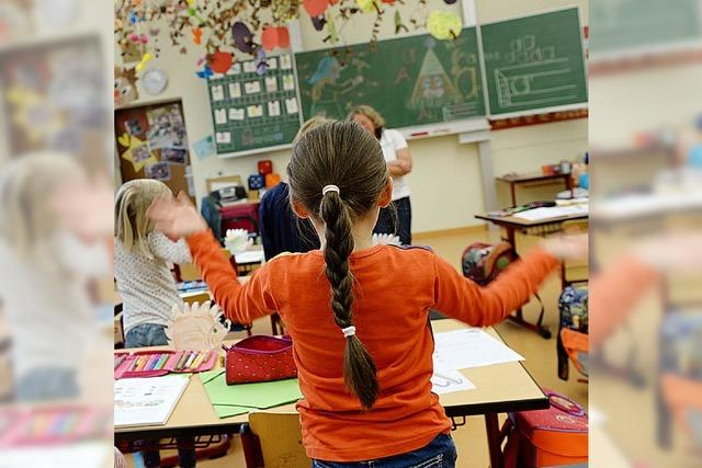 Ganztagsschule geht in Tegernau an den Start