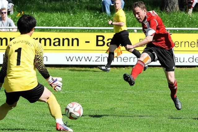 FC Auggen hält Platz an der Sonne