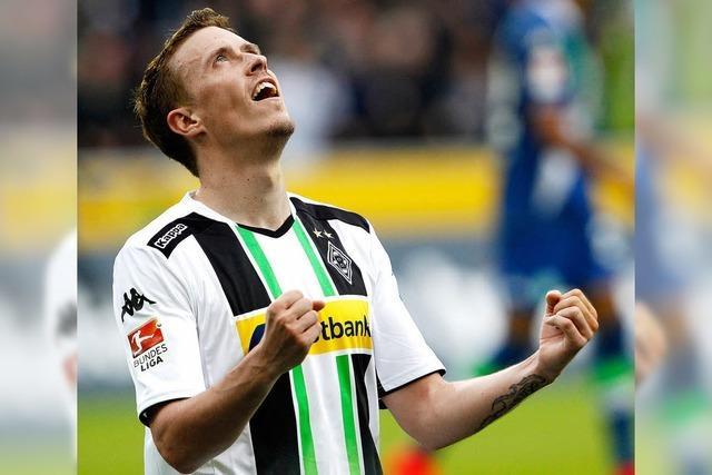 Max Kruse - ein Ex-Freiburger auf dem Weg in Richtung Champions League