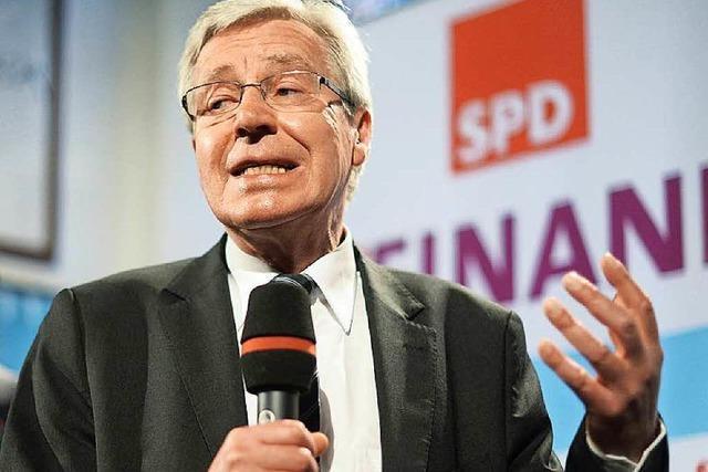 Bremer Bürgermeister Böhrnsen verzichtet auf sein Amt