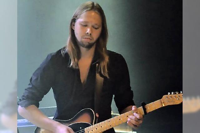 Leif de Leeuw Band .im Mehlsack in Emmendingen