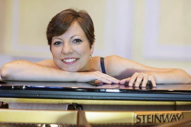 Ioana Ilie in Sulzburg-Laufen