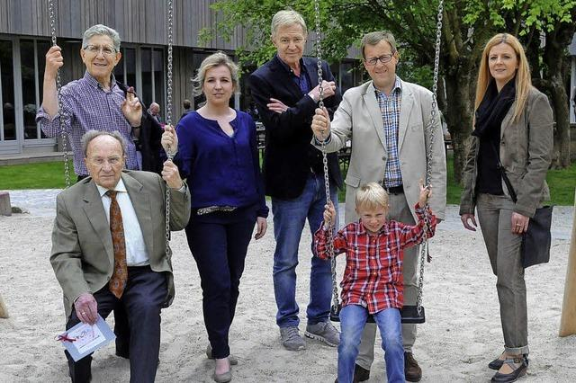 Neue städtische Kindertagesstätte öffnet: Arche Noah sticht in See