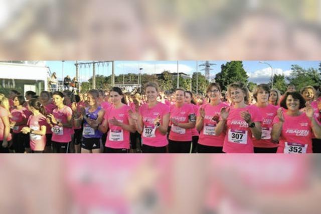 Offenburger Frauenlauf: 13-Jährige siegt bei der Premiere