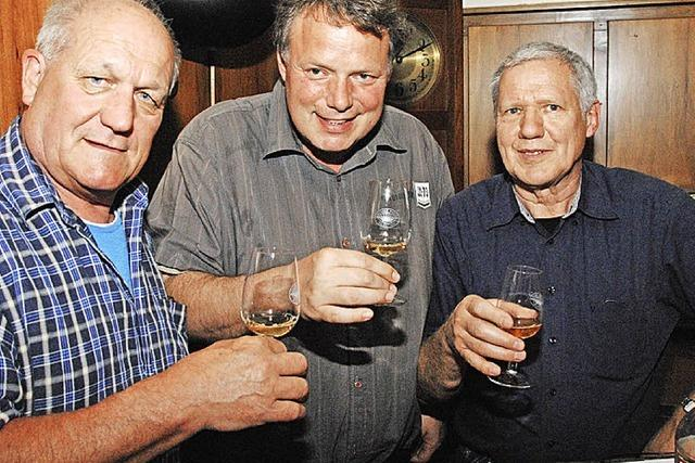 Wird der Whisky pur, mit Wasser oder Eis getrunken?