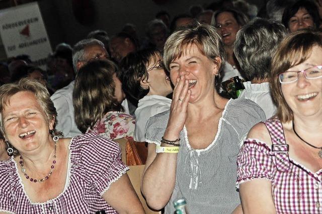 Bei Frau Wäber drehen alle durch