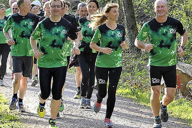 Marathon-Manager gründen Lauftreff