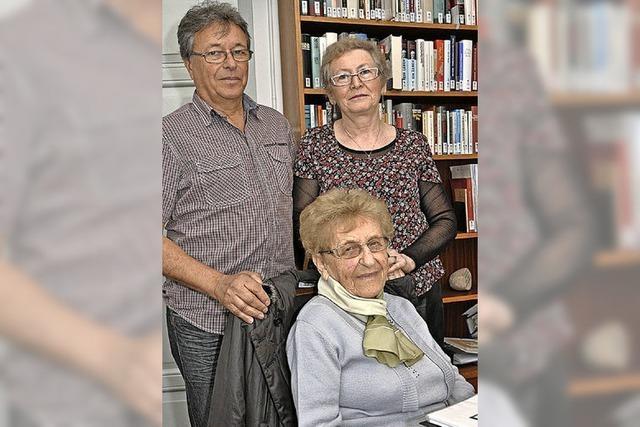 Nach 75 Jahren wieder in Breisach